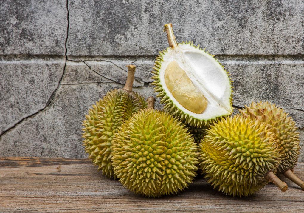 durian calorii