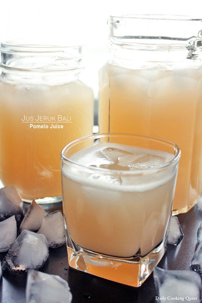 Suc de pomelo