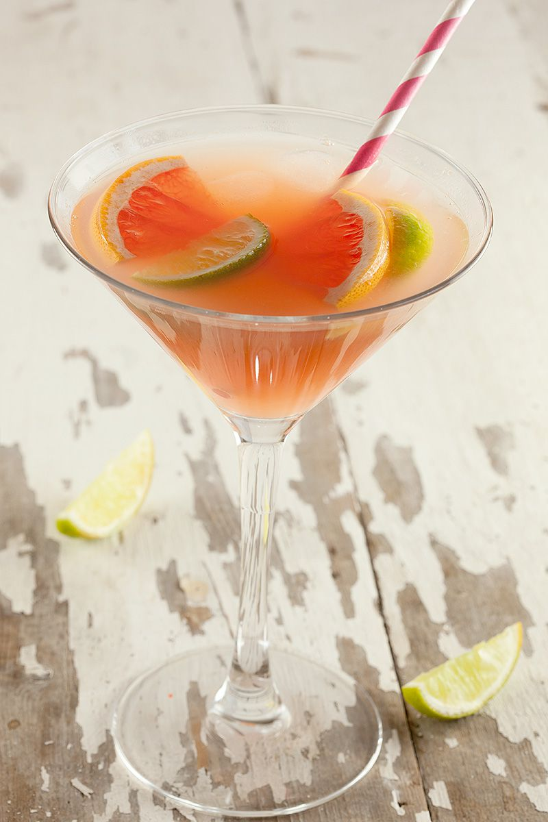 cocktail cu grapefruit picant
