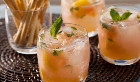 Mojito nealcoolic cu grapefruit
