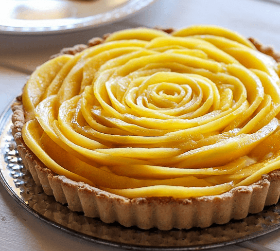 Tarta cu mango